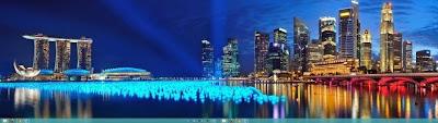 Windows 8 Panaromik Şehir Manzaraları Teması