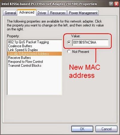 Change MAC Address v2.7