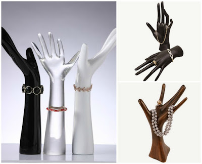 The Perfect Way to Use Hand Displays to Showcase Your Jewelry