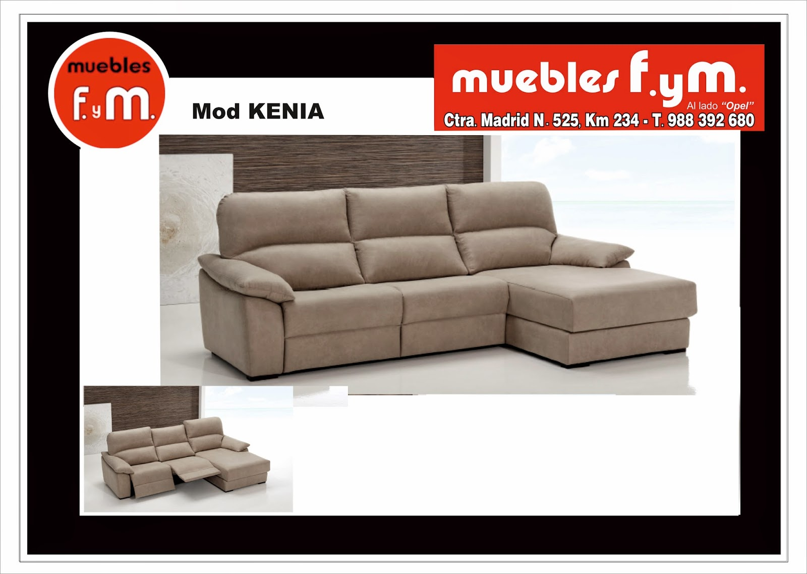 MUEBLES F Y M OURENSE: abril 2015