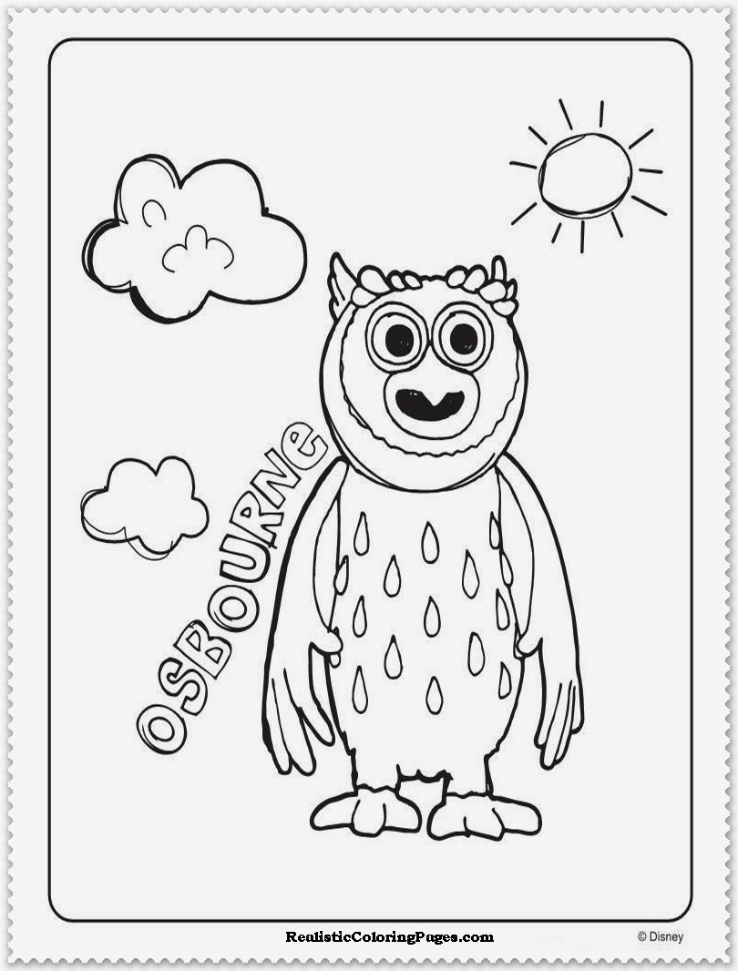 coloring pages of timmy time