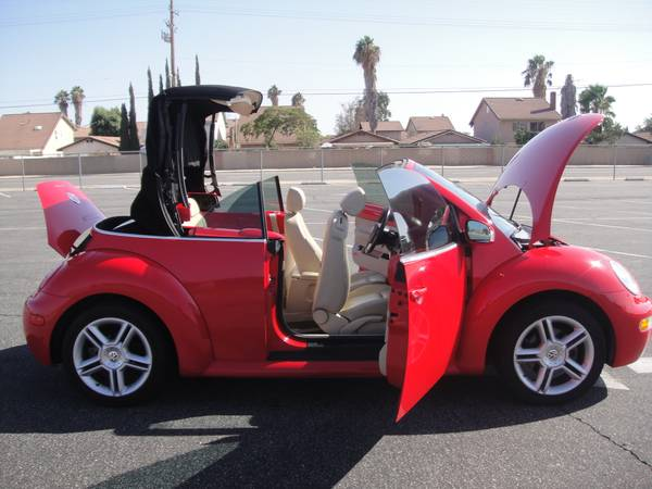 Used 2004 New Beetle Turbo Convertible by Owner