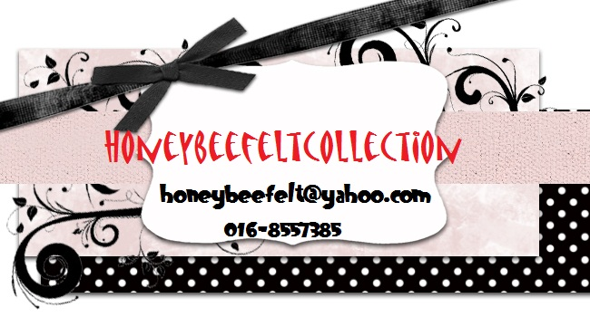 HoneyBee Felt Collection