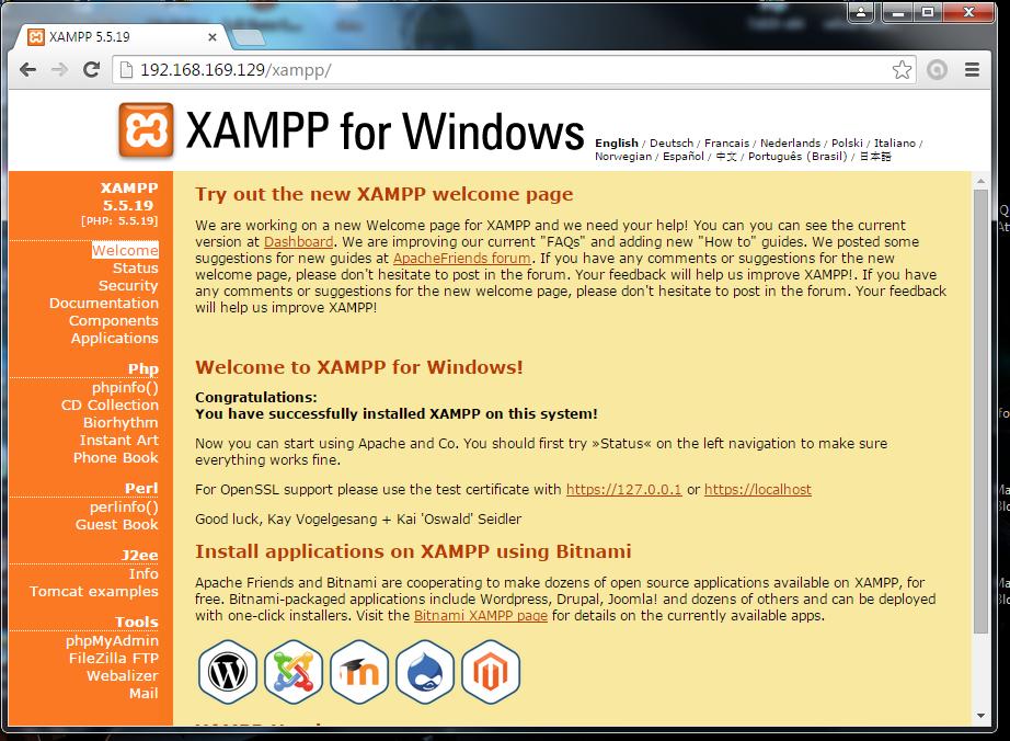 XAMPP - PortableAppscom - Portable software for USB