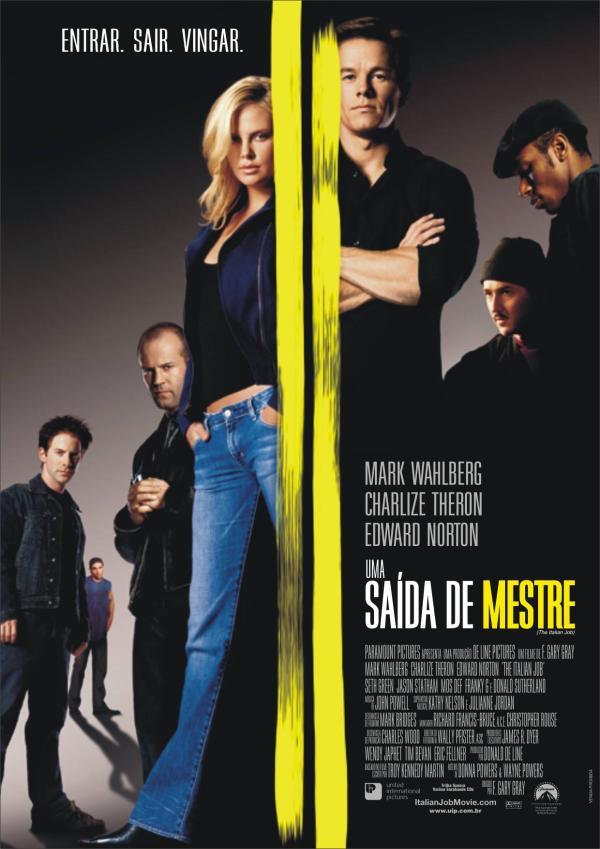 Uma Saída de Mestre Dublado (2003)