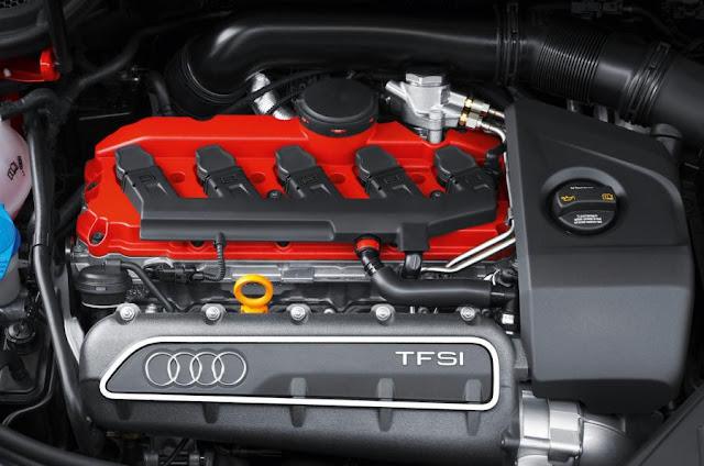 2015 Audi RS3 Sportback