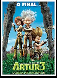 Baixar Filme Arthur 3 – A Guerra dos Dois Mundos (Dublado)