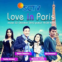 OST. Love in Paris | Sammy Simorangkir – Dia