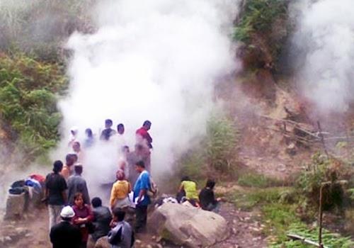Kawah Kamojang Salah Satu Kawasan Wisata Geologi di Bandung