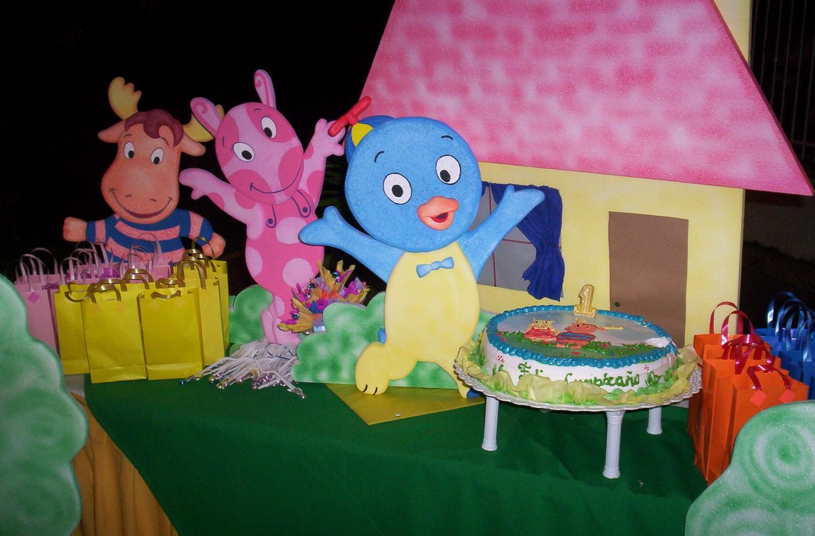 Todo para tu fiesta decoracion - Todo para tu fiesta infantil ...