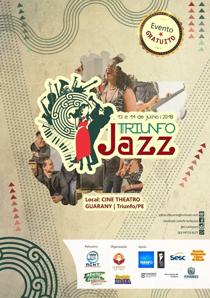 Triunfo Jazz - 13 e 14 de Julho