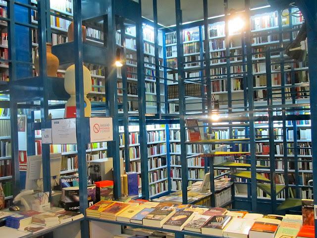 Madrid bookshop rumor