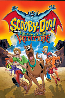Watch Scooby-Doo! And the Legend of the Vampire (2003) movie free online