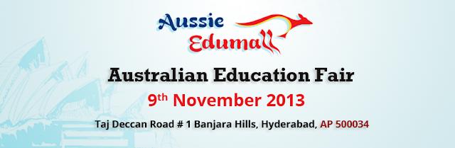 The Mega Australian Education Fair