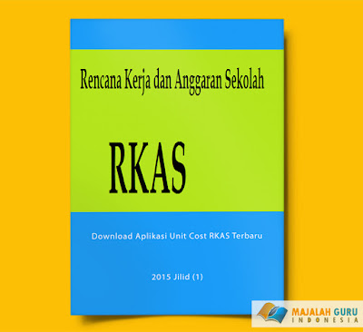 Download Aplikasi Unit Cost RKAS Terbaru 2015 Jilid (1)