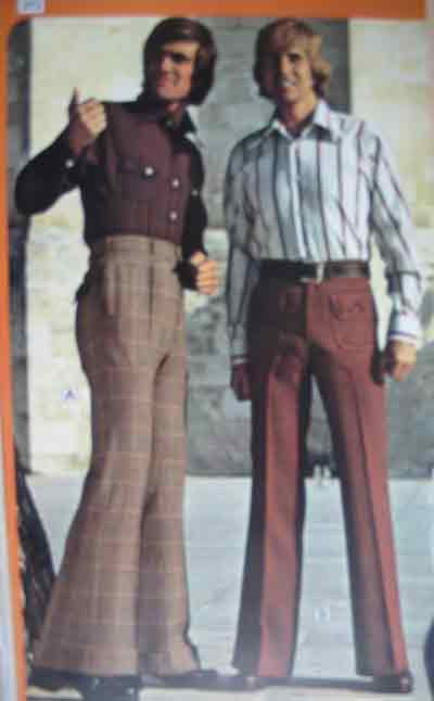 1960s Fashion Show on Thread  60s Fashion For Boys