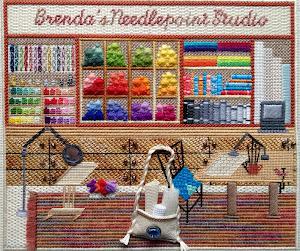 Brenda's Needlepoint Studio Blog