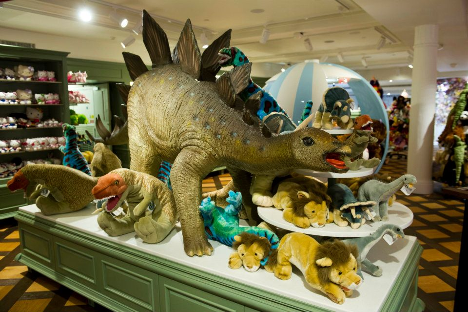 The Toy Kingdom At Harrods Out The Toy Box A Very