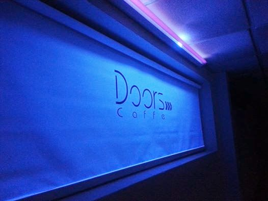 DOORS CAFFE   Santa Eulália - Vizela   Junto Estádio CCD