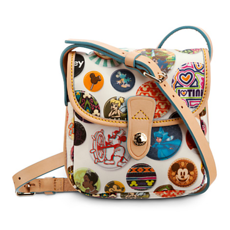 for a big splurge look no further than the disney dooney and bourke line an online or in parks only item these bags