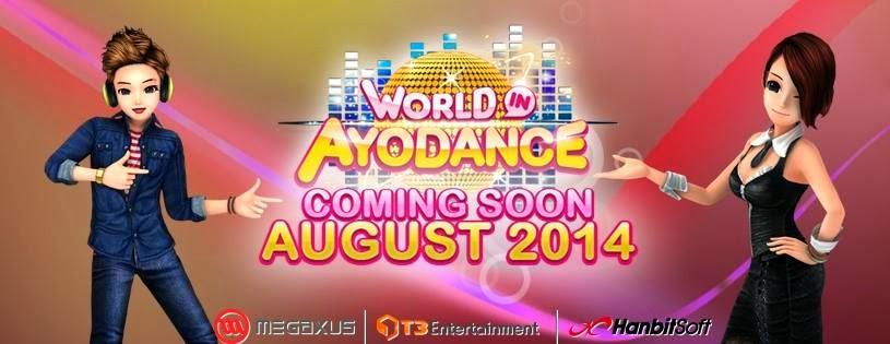 World in AyoDance Hadir di Indonesia Agustus Mendatang !