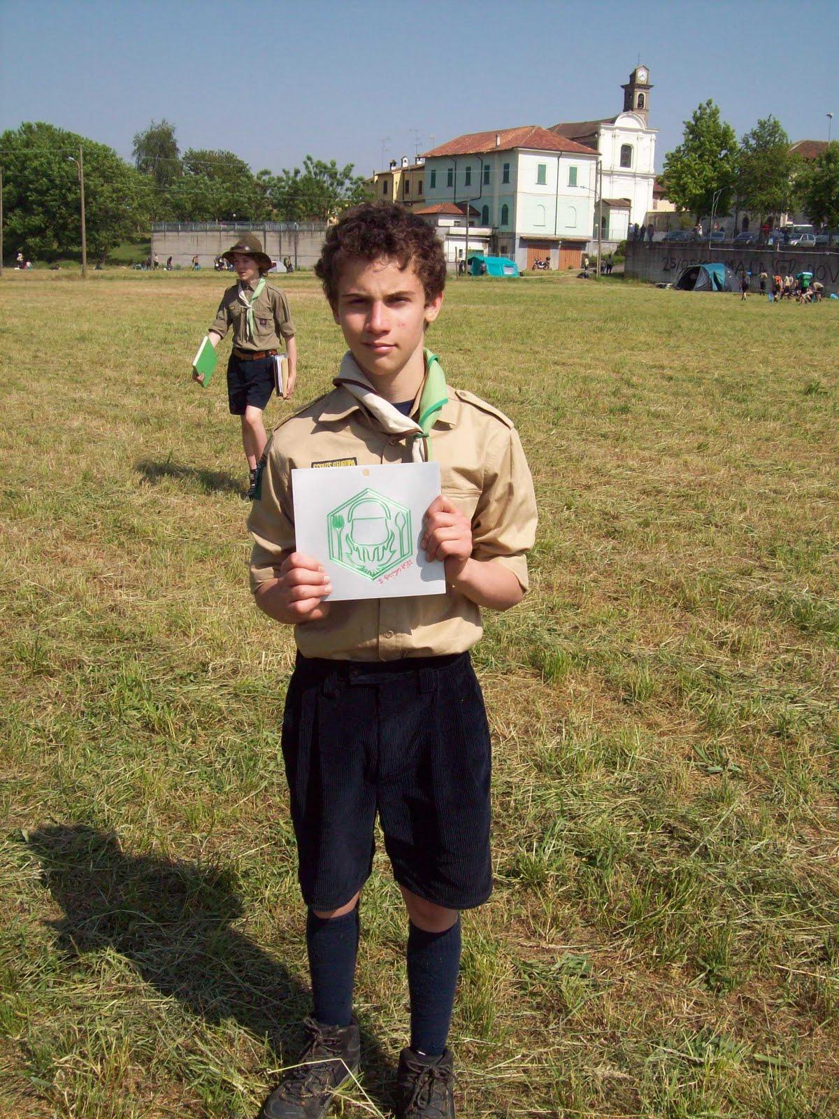 Squadriglia pipistrelli vimercate i for Idee per gara di cucina scout