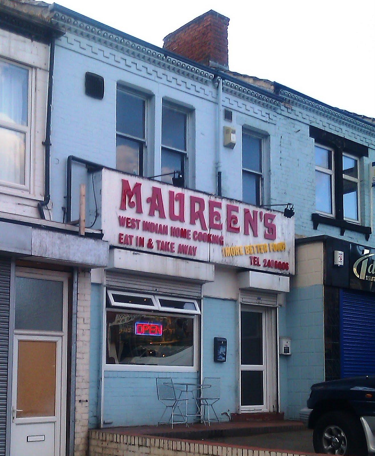 Northern Food: Maureen\'s, Leeds