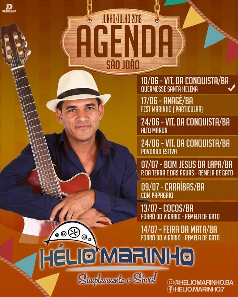 Hélio Marinho - Shows