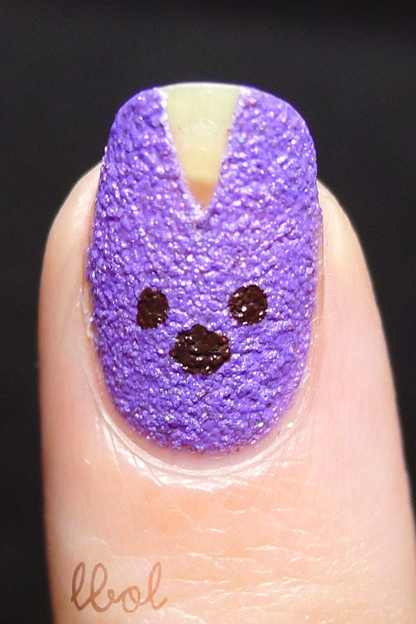 Easter Candy Nail Art