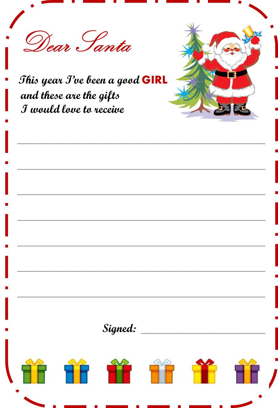 how to write a letter to santa claus Pull out a pencil and paper to write a christmas letter to santa claus and send it to north pole join the kids who have written these funny letters.