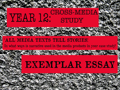 Media Analysis Essay Examples