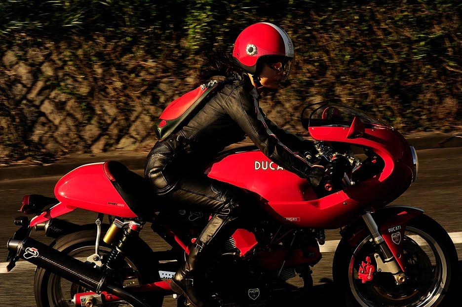 Ducati  Sport Classic Sport  1000 Sの深き魅力。