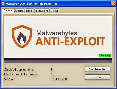 Malwarebytes Anti-Exploit Premium 1.05.1.1015 Full Keygen 3
