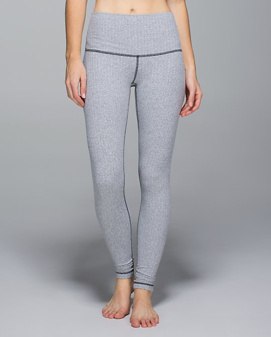 lululemon herringbone wunder under pant
