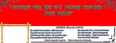 agustus, sampul facebook, cover facebook, sampul fb, cover fb, sampul