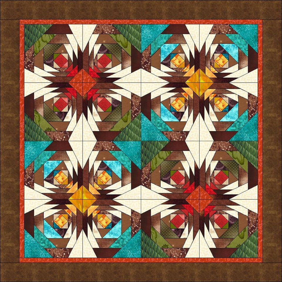 1000 Images About Pineapple Blocks Amp Quilts On Pinterest