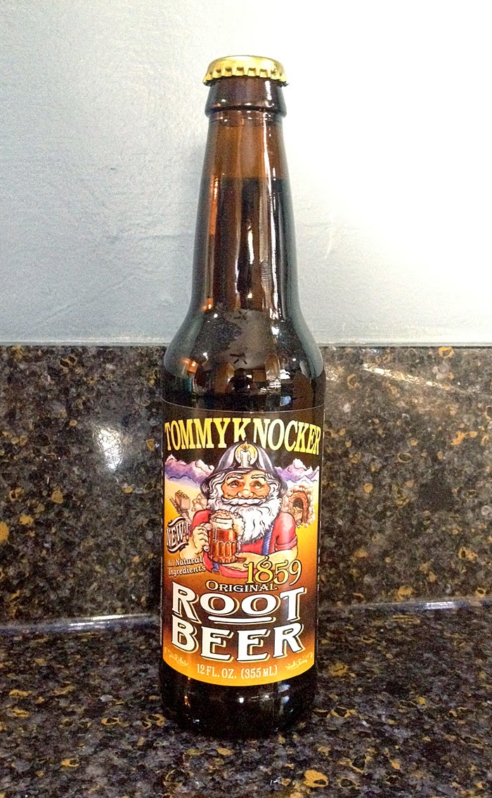 Tommyknocker 1859 Original Root Beer