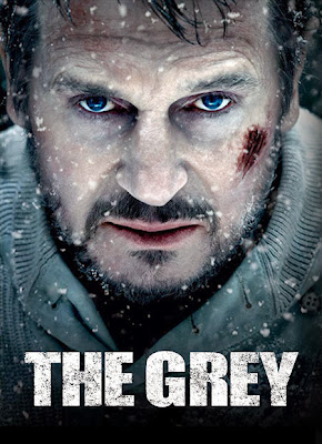 Poster Of The Grey (2011) In Hindi English Dual Audio 300MB Compressed Small Size Pc Movie Free Download Only At World4ufree.Org