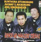 CD Musik Album 3 Bintang Idola batak