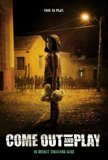 Ver online: Juego de niños (Come Out and Play) 2012