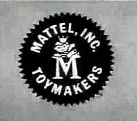 Classic Mattel Toymakers Logo