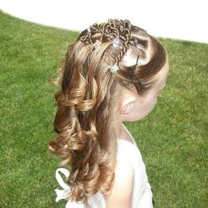 Frisuren Erstkommunion Wie Haare Schneller Wachsen