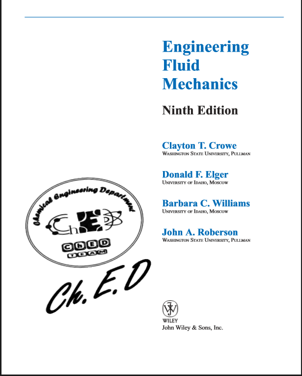 fluid mechanics with engineering applications by robert l daugherty pdf free