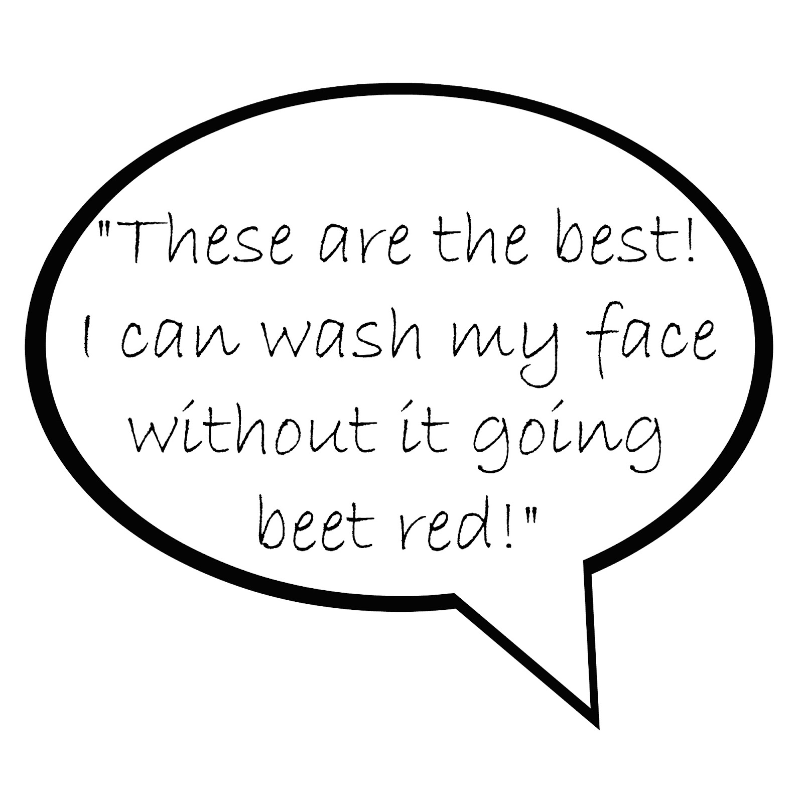 rosacea washcloths, washcloths for senstive skin, soothing face cloths non irritating