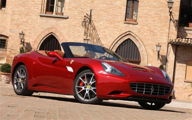 Ferrari California First Drive (2013)