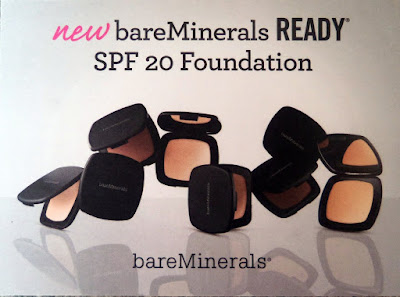 bareMineral READY compact foundation