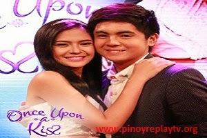 Once Upon a Kiss January 23 2015