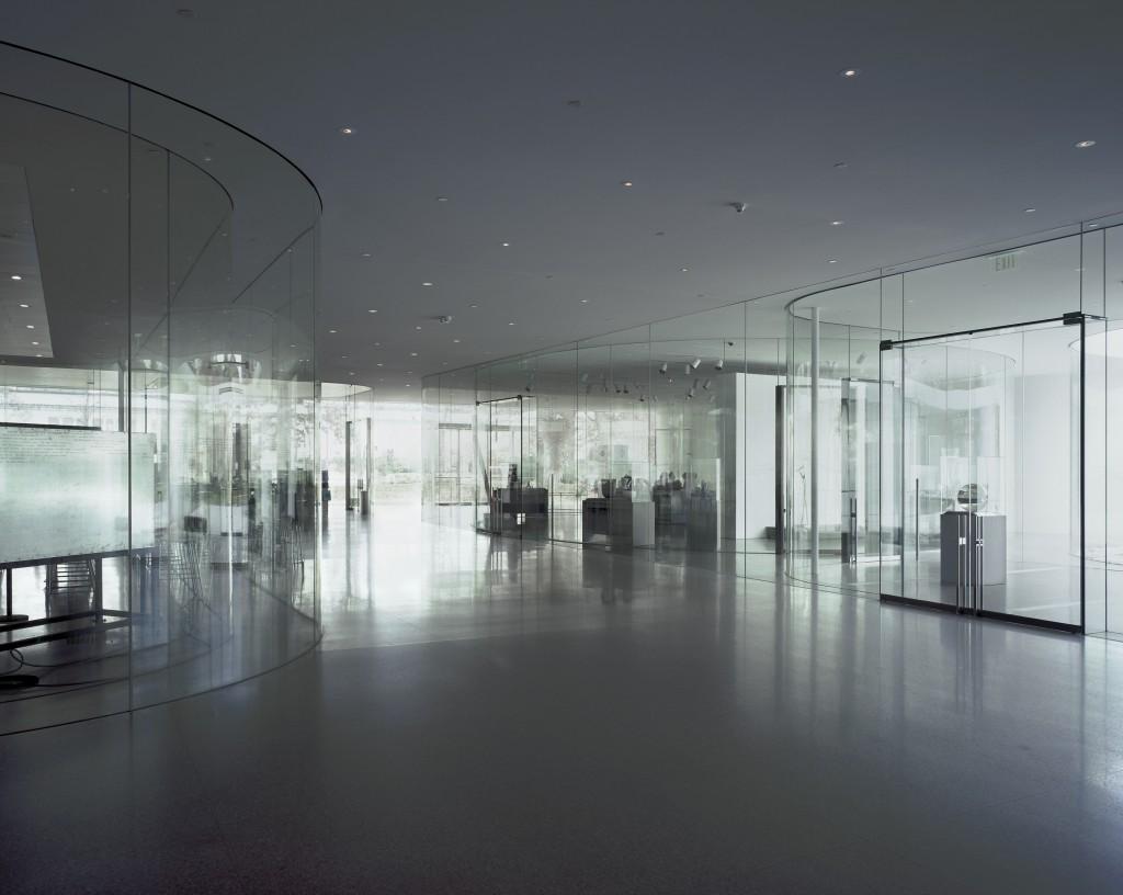 bac design studio glass pavilion tara