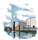 illustratie cover Waterkracht RWZI Apeldoorn en Harderwijk: haalbaarheidsstudie naar waterkracht op RWZI Apeldoorn en Harderwijk