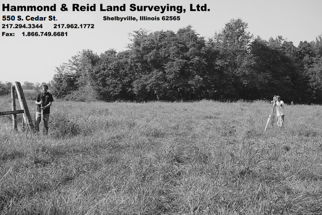 Hammond & Reid Land Surveying Ltd